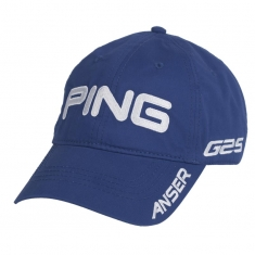 Mũ Ping - Tour unstructured cap Royal
